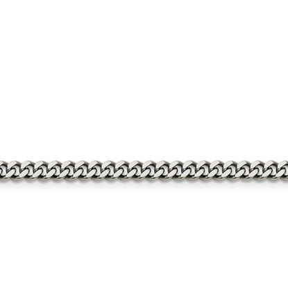Picture of Stainless Steel 4mm Curb Chain