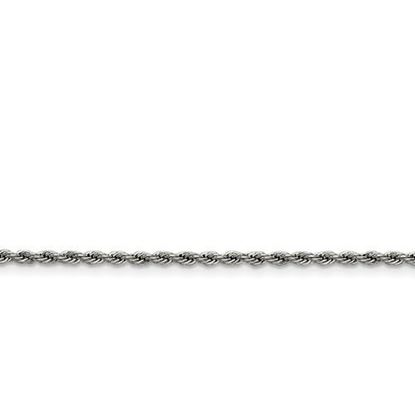Picture of Stainless Steel 2.3mm Rope Chain